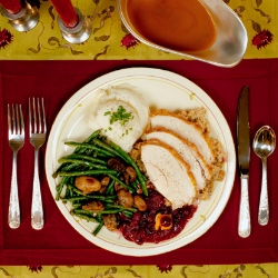 Brunswick County NC restaurants on Thanksgiving Day