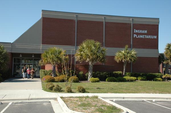 Ingram Planetarium Visit Brunswick Beaches Brunswick
