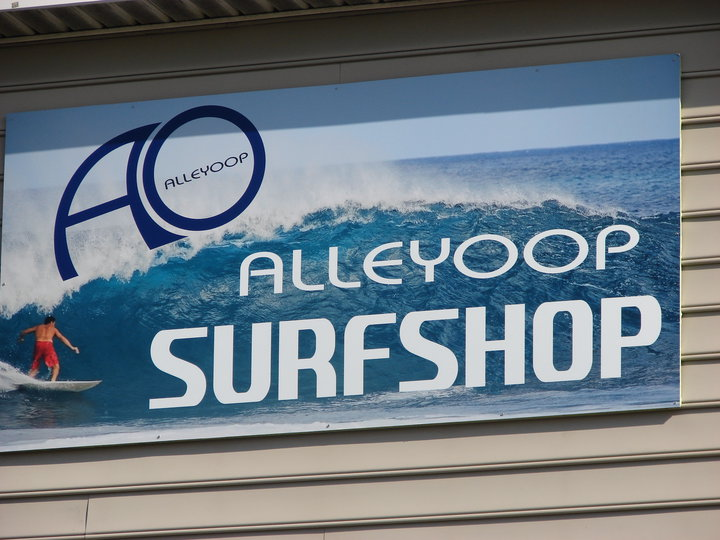 Alley Oop Surf Shop NC